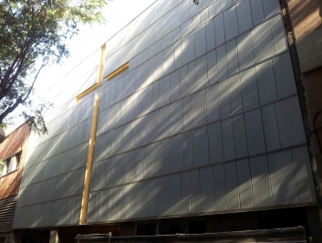 Façana Església Barcelona